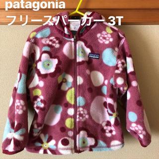 パタゴニア(patagonia)のpatagonia  フリース 100cm(ジャケット/上着)