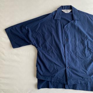 サンシー(SUNSEA)のSUNSEA Cotton Fried Shrimp Shirt(シャツ)