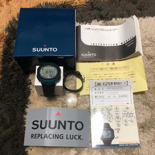 スント(SUUNTO)のSUUNTO MOSQUITO スント モスキート ダイブコンピューター 未使用(マリン/スイミング)