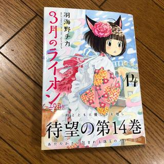 ハクセンシャ(白泉社)のそらにく様専用 3月のライオン 14巻(青年漫画)