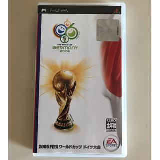 プレイステーションポータブル(PlayStation Portable)の2006  FIFA  ワールドカップドイツ大会(家庭用ゲームソフト)