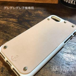 本革 iPhone6ケース 3点(スマホケース)