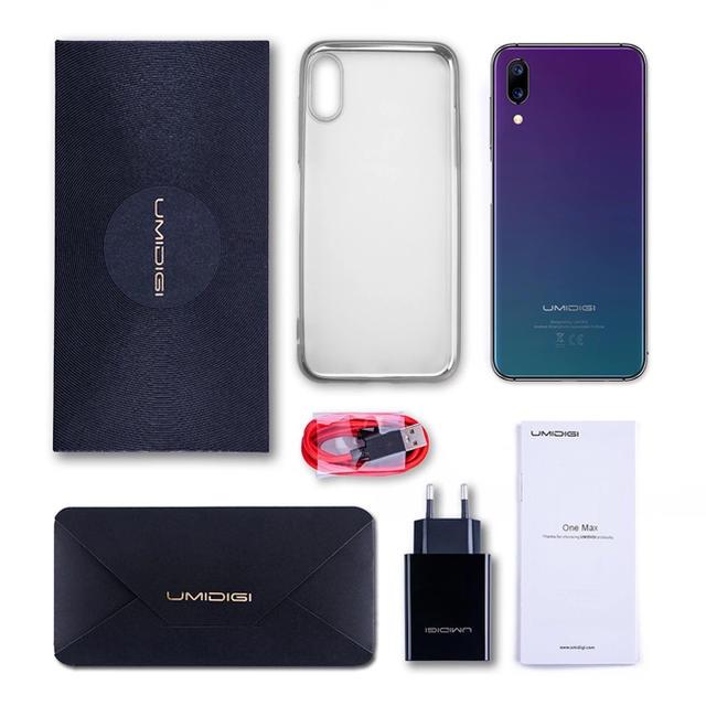 ANDROID(アンドロイド)のUmidigi 1 マックス 128GB 6.3inch スマホ/家電/カメラのスマートフォン/携帯電話(スマートフォン本体)の商品写真