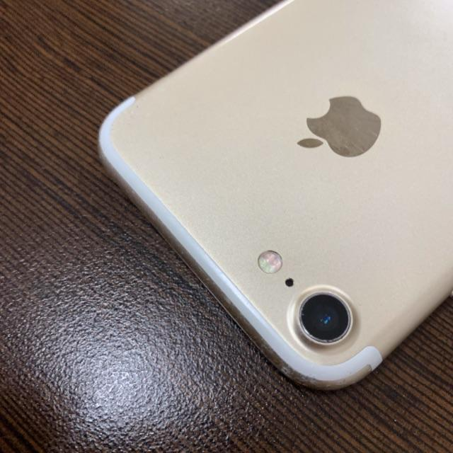 iPhone(アイフォーン)のiPhone7 32【5219】 スマホ/家電/カメラのスマートフォン/携帯電話(スマートフォン本体)の商品写真