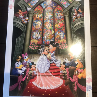 ディズニー(Disney)のディズニー1000ピースパズル(その他)
