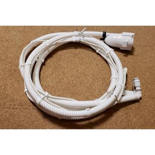 シャープ(SHARP)のSHARP ふろ水ポンプセット(ホースの長さ4m) (洗濯機)