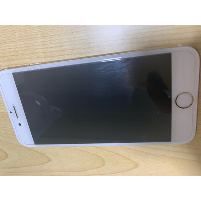 Apple(アップル)のIphone 6 64gb gold ジャンク品 スマホ/家電/カメラのスマートフォン/携帯電話(スマートフォン本体)の商品写真
