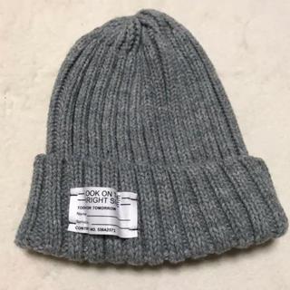 ジーユー(GU)のGU/ニット帽(ニット帽/ビーニー)