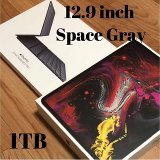アイパッド(iPad)の●iPad Pro第3世代/12.9インチ/1TB/スペースグレイ/Wi-Fi(タブレット)