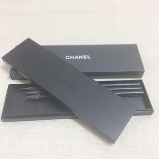 シャネル(CHANEL)の美品☺︎CHANELえんぴつ3本入り(鉛筆)