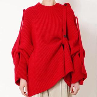 ルシェルブルー(LE CIEL BLEU)のIrene セーター(ニット/セーター)