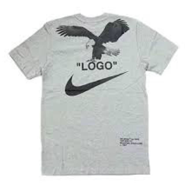 a11bcd86 OFF-WHITE - OFF-WHITE x Nike NRG A6 Tee Ash Grey の通販 by ...