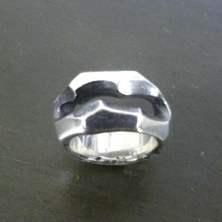 ガルニ(GARNI)のGARNI シルバーリング20号(リング(指輪))