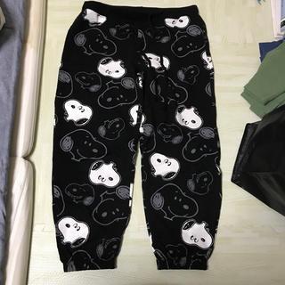 シマムラ(しまむら)のしまむら スヌーピー パンツ パジャマ(パジャマ)