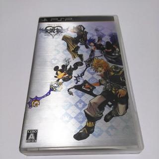 プレイステーションポータブル(PlayStation Portable)のPSP キングダムハーツ バース バイ スリーブ(携帯用ゲームソフト)