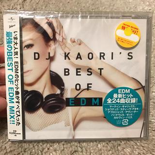 DJ KAORI'S BEST OF EDM(クラブ/ダンス)