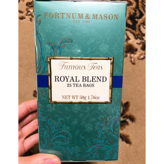 Harrods - フォートナム&メイソン 紅茶 ティーバッグ