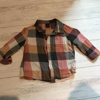 ギャップ(GAP)のGAPチェックシャツ(シャツ/カットソー)