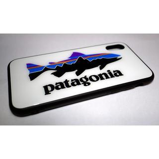 パタゴニア(patagonia)のパタゴニアiPhoneケース6/7/8/8P/X/XS/Max/XR用3(iPhoneケース)