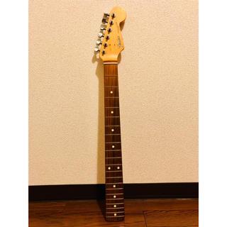 フェンダー(Fender)の【fender】ストラト用ギターネック(エレキギター)