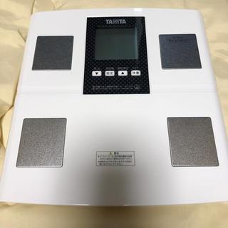 タニタ(TANITA)のタニタ ヘルスメーター(体重計)