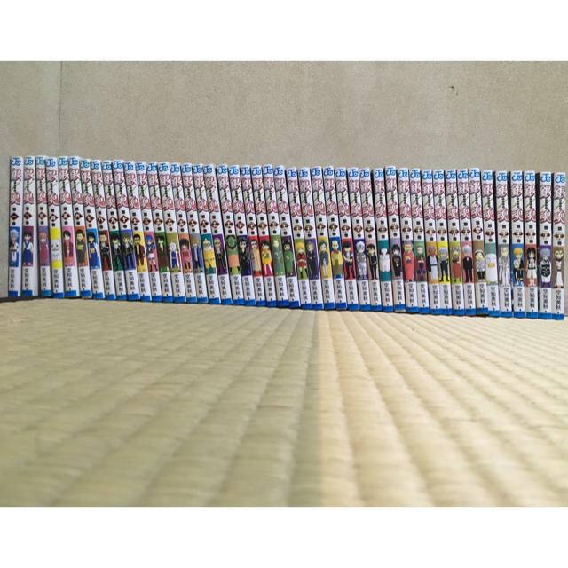 集英社(シュウエイシャ)の銀魂 1-46巻 エンタメ/ホビーの漫画(少年漫画)の商品写真
