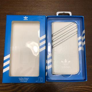 アディダス(adidas)のアディダス スマホケース  iPhone6/ iPhone6s(iPhoneケース)
