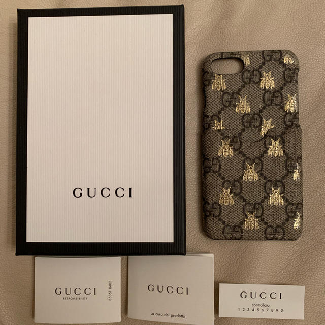 chanel iPhone 11 ProMax ケース | Gucci - 正規品✨直営店購入品✨GUCCIグッチ✨iPhoneケース✨蜂✨ビーの通販 by ちー♡'s shop|グッチならラクマ