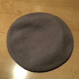 ジーユー(GU)の未使用品 GU ベレー帽(ハンチング/ベレー帽)