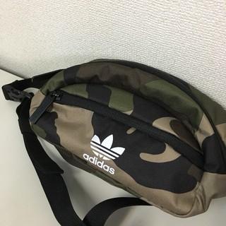 アディダス(adidas)のadidas Originals★新品・正規品★waistpouch・迷彩(ボディバッグ/ウエストポーチ)