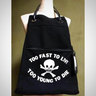 ヴィヴィアンウエストウッド(Vivienne Westwood)のvivienne westwood TOO FAST TO LIVE TOO (トートバッグ)