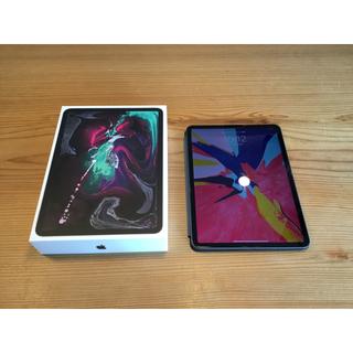 アイパッド(iPad)の値下げ iPad Pro11inch Wi-Fi 64GB 極美品(タブレット)