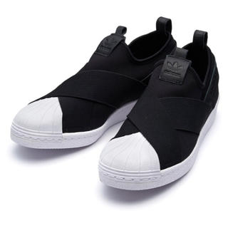 アディダス(adidas)の②《新品》adidas originals スーパースタースリッポン23cm(スリッポン/モカシン)