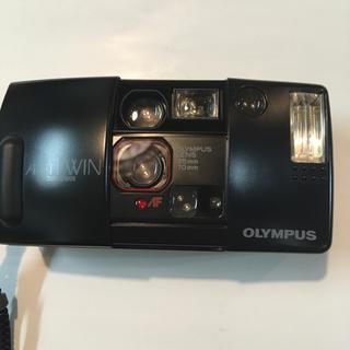 オリンパス(OLYMPUS)のOLYMPUS AF-TWIN 35mm 70mm(フィルムカメラ)