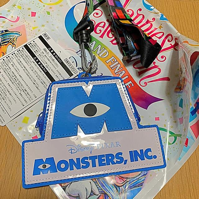 モンスターズインク エンタメ/ホビーのおもちゃ/ぬいぐるみ(キャラクターグッズ)の商品写真