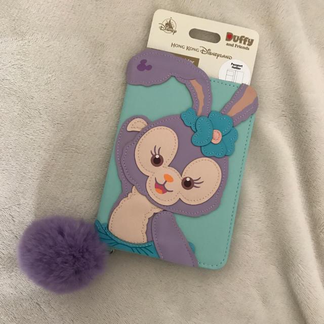 Disney(ディズニー)の新品シェリーメイ パスポートケース エンタメ/ホビーのおもちゃ/ぬいぐるみ(キャラクターグッズ)の商品写真