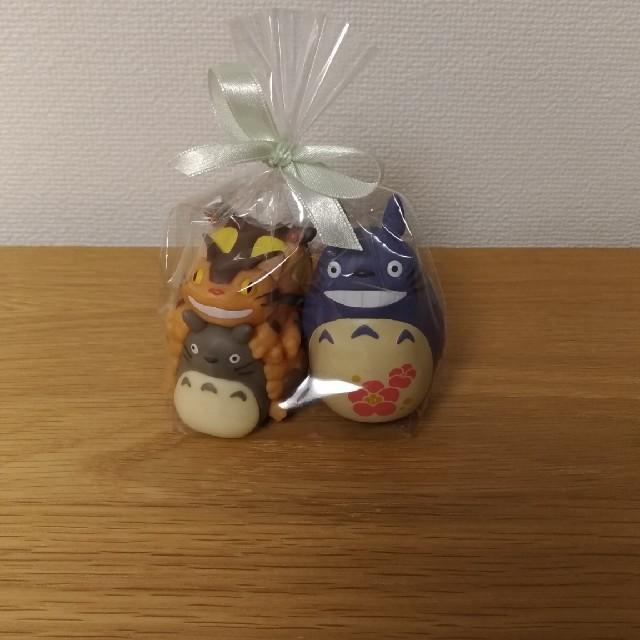 ジブリ(ジブリ)のトトロ人形 エンタメ/ホビーのおもちゃ/ぬいぐるみ(キャラクターグッズ)の商品写真