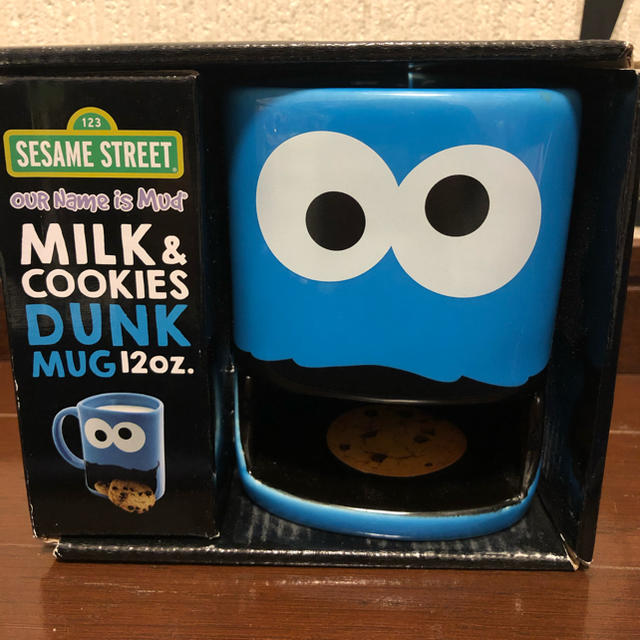 SESAME STREET(セサミストリート)のセサミストリート マグカップ2 エンタメ/ホビーのおもちゃ/ぬいぐるみ(キャラクターグッズ)の商品写真