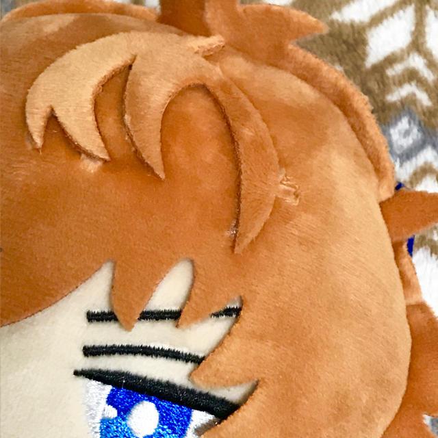 ぬいぐるみパスケースポーチ 理鶯 エンタメ/ホビーのおもちゃ/ぬいぐるみ(キャラクターグッズ)の商品写真
