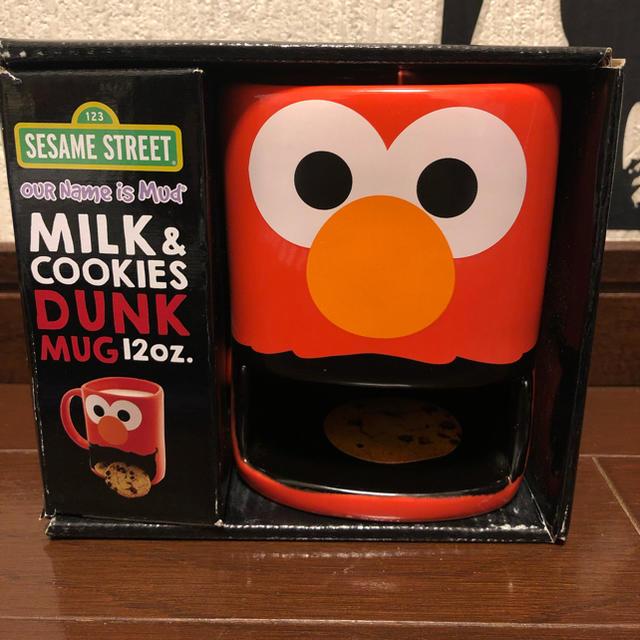 SESAME STREET(セサミストリート)のセサミストリート マグカップ3 エンタメ/ホビーのおもちゃ/ぬいぐるみ(キャラクターグッズ)の商品写真