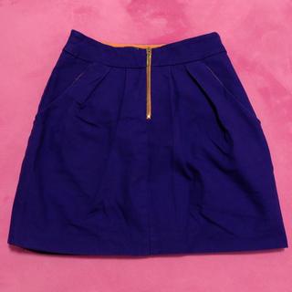 ザラ(ZARA)のZARA 台形スカート(ミニスカート)