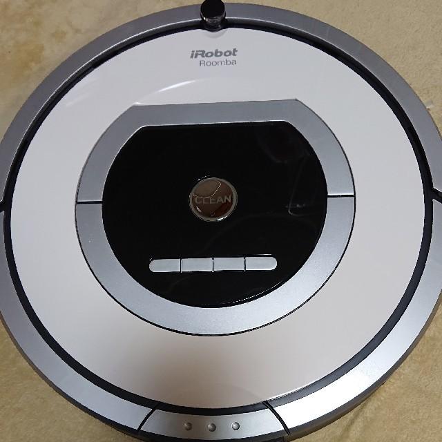 iRobot(アイロボット)のルンバ760・新品未使用品 スマホ/家電/カメラの生活家電(掃除機)の商品写真