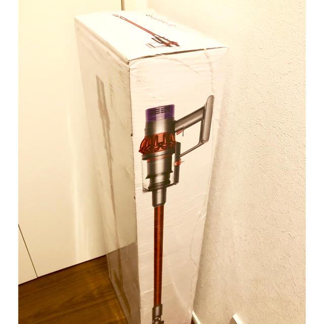 Dyson V10 Fluffy+ SV12 FF COM スマホ/家電/カメラの生活家電(掃除機)の商品写真