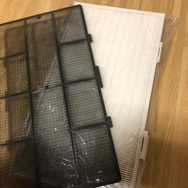 アムウェイ 空気清浄機 フィルター 粒子フィルター スマホ/家電/カメラの生活家電(空気清浄器)の商品写真
