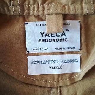 ヤエカ(YAECA)のYAECA フードシャツ S size(マウンテンパーカー)