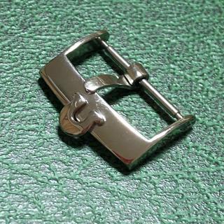 オメガ(OMEGA)のオメガ用 OMEGA  交換部品 OMEGA 尾錠 20mm シルバー(レザーベルト)