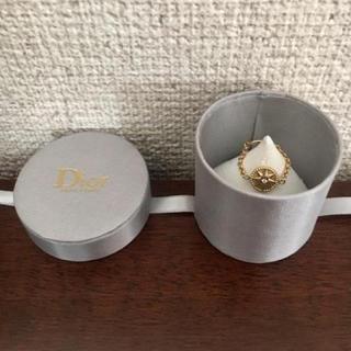 クリスチャンディオール(Christian Dior)のクリスチャン ディオール ローズ デ ヴァン リング K18YG 1.1g(リング(指輪))