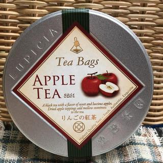 ルピシア(LUPICIA)のルピシア りんごの紅茶 LUPICIA ティーバッグ アップルティー(茶)