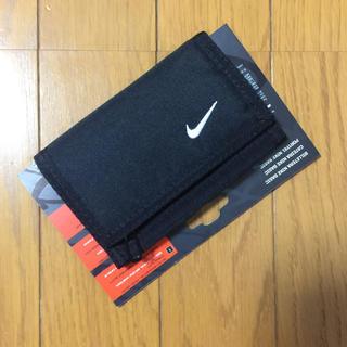 ナイキ(NIKE)のNIKE ナイキ ウォレット 財布 新品 ブラック(財布)