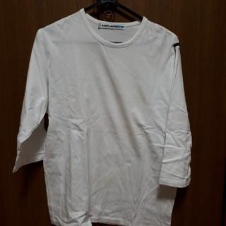 サンローラン(Saint Laurent)のSAINT LAURENT 7分袖シャツ(Tシャツ/カットソー(七分/長袖))